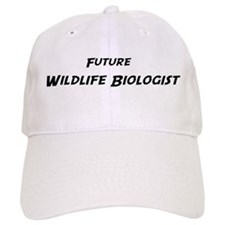 Future Wildlife Biologist Baseball Cap