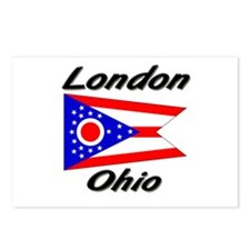London Ohio Postcards (Package of 8)
