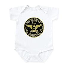 CIA Clandestine Ops Infant Bodysuit