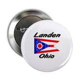 "Landen Ohio 2.25"" Button"