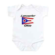Lancaster Ohio Infant Bodysuit