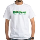 BioDiesel Vegetarian Car Shirt