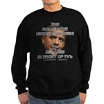 OBAMA--Collective Unconscious Sweatshirt (dark)