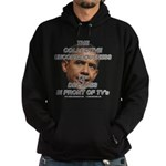 OBAMA--Collective Unconscious Hoodie (dark)