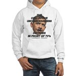 OBAMA--Collective Unconscious Hooded Sweatshirt