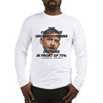 OBAMA--Collective Unconscious Long Sleeve T-Shirt