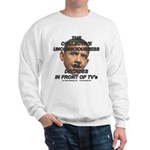 OBAMA--Collective Unconscious Sweatshirt