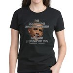 OBAMA--Collective Unconscious Women's Dark T-Shirt