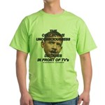 OBAMA--Collective Unconscious Green T-Shirt