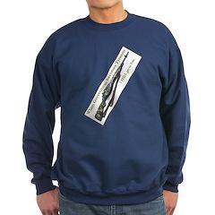 I STILL get to vote#2 Sweatshirt (dark)
