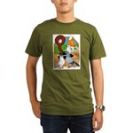 Five Pigeons Organic Men's T-Shirt (dark)