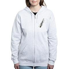 I STILL get to vote#2 Women's Zip Hoodie