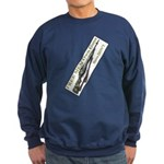 Free Men own rifles#2 Sweatshirt (dark)