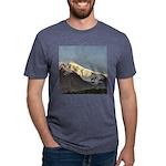 Saddle Fantails Organic Toddler T-Shirt (dark)