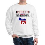 Asses in Control Sweatshirt