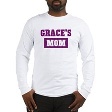 Graces Mom Long Sleeve T-Shirt
