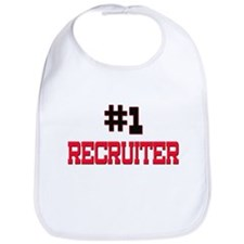 Number 1 RECRUITER Bib