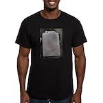 memorial Men's Fitted T-Shirt (dark)