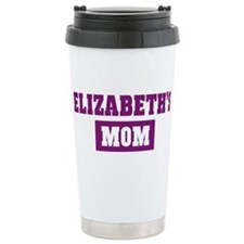 Elizabeths Mom Ceramic Travel Mug