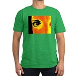Dynomoose Men's Fitted T-Shirt (dark)