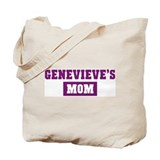 Genevieves Mom Tote Bag