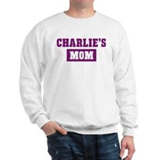 Charlies Mom Sweatshirt