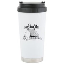 Army's Dillo Diner Ceramic Travel Mug