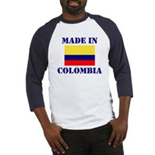 Made In Colombia Baseball Jersey