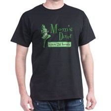 Green Mom's Diner T-Shirt