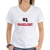 Number 1 PRAXEOLOGIST Shirt