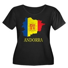 Map Of Andorra T