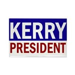 Kerry for President Rectangle Magnets (10 pack)