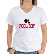 Number 1 POOL BOY Shirt