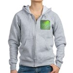 Green Magic Women's Zip Hoodie