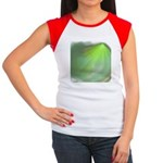 Green Magic Women's Cap Sleeve T-Shirt