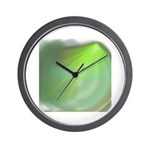 Green Magic Wall Clock