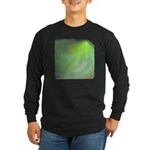 Green Magic Long Sleeve Dark T-Shirt