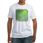 Green Magic Fitted T-Shirt