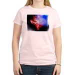 Dark Fractal Women's Light T-Shirt