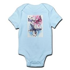 Butterfly Dreams Infant Creeper