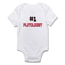 Number 1 PLUTOLOGIST Infant Bodysuit
