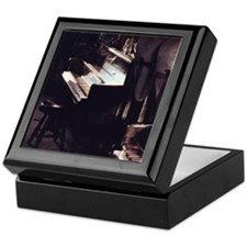 Piano - Keepsake Box