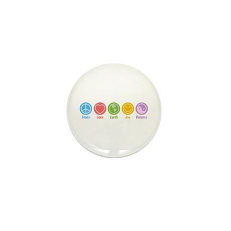 Universal Symbols Mini Button