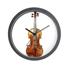 """Solo Violin"" Wall Clock"