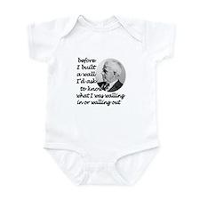 Frost's Wall Infant Bodysuit