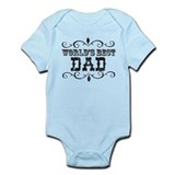 World's Best Dad Infant Bodysuit