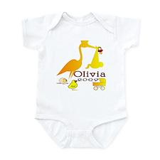 baby OLIVIA Infant Bodysuit