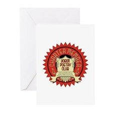 Vogon Poetry Club Greeting Cards (Pk of 10)