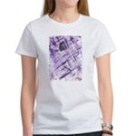Purple Antagonism Women's T-Shirt