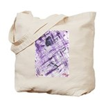 Purple Antagonism Tote Bag
